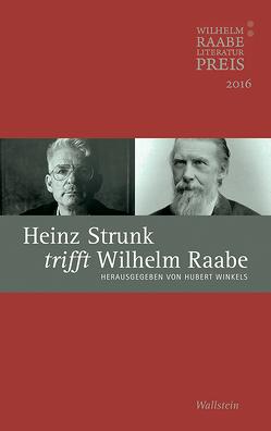 Heinz Strunk trifft Wilhelm Raabe von Winkels,  Hubert