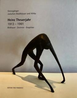Heinz Theuerjahr 1913 – 1991 von Pongratz,  Toni, Probst,  Dr.,  Volker