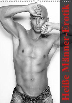 Heiße Männer-Erotik (Wandkalender 2019 DIN A3 hoch) von Stanzer,  Elisabeth