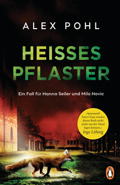 Heißes Pflaster von Pohl,  Alex