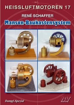 Heissluftmotoren / Heißluftmotoren 17 von Schäffer,  René