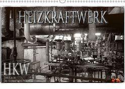 Heizkraftwerk – Einblicke in das Heizkraftwerk Pforzheim (Wandkalender 2018 DIN A3 quer) von Art,  MtP