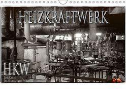 Heizkraftwerk – Einblicke in das Heizkraftwerk Pforzheim (Wandkalender 2018 DIN A4 quer) von Art,  MtP