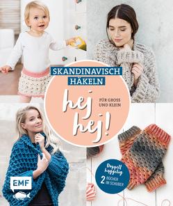 hej hej! Skandinavisch häkeln für Groß und Klein von Gast,  Susan, Lingfeld-Hertner,  Michaela
