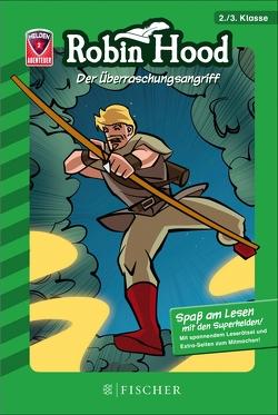 Helden-Abenteuer: Robin Hood – Der Überraschungsangriff von Ahrens,  Henning, Reitze de la Maza,  Nikolaus