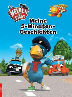 HELDEN DER STADT – Meine 5-Minuten-Geschichten