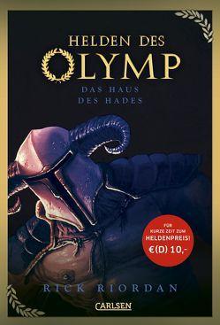 Helden des Olymp 4: Das Haus des Hades von Haefs,  Gabriele, Riordan,  Rick