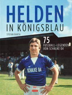 Helden in Königsblau von Barta,  Stefan