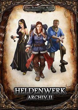 Heldenwerk-Archiv 2 von Hoch,  Nikolai, Möbis,  Carolina, Neitzel,  Philipp, Spohr,  Alex