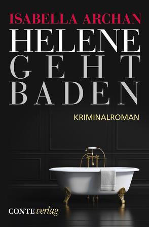 Helene geht baden von Archan,  Isabella