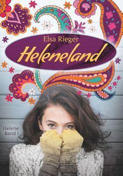 Heleneland von Rieger,  Elsa