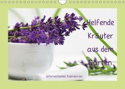Helfende Kräuter aus dem Garten österreichisches KalendariumAT-Version (Wandkalender 2018 DIN A4 quer) von Design Fotografie by Tanja Riedel,  Avianaarts