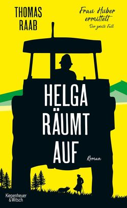 Helga räumt auf von Raab,  Thomas
