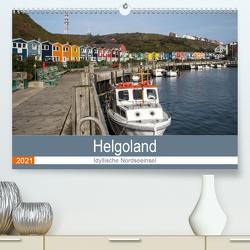 Helgoland – idyllische Nordseeinsel (Premium, hochwertiger DIN A2 Wandkalender 2021, Kunstdruck in Hochglanz) von Potratz,  Andrea