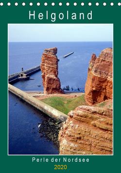 Helgoland, Perle der Nordsee (Tischkalender 2020 DIN A5 hoch) von Reupert,  Lothar