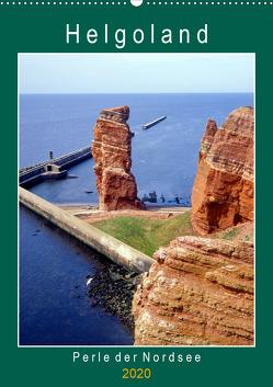 Helgoland, Perle der Nordsee (Wandkalender 2020 DIN A2 hoch) von Reupert,  Lothar