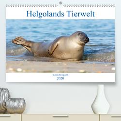 Helgolands Tierwelt (Premium, hochwertiger DIN A2 Wandkalender 2020, Kunstdruck in Hochglanz) von Streiparth,  Katrin