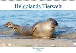 Helgolands Tierwelt (Wandkalender 2019 DIN A2 quer) von Streiparth,  Katrin