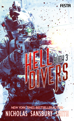 Hell Divers – Buch 3 von Sansbury Smith,  Nicholas