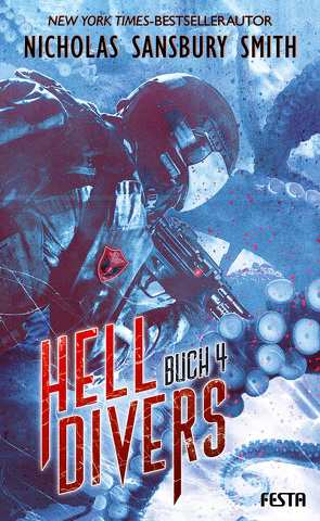Hell Divers – Buch 4 von Sansbury Smith,  Nicholas