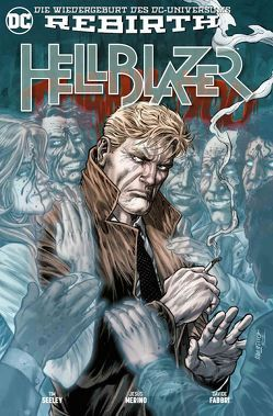 Hellblazer von Fabbri,  Davide, Kadrey,  Richard, Merino,  Jesus, Rother,  Josef, Seeley,  Tim