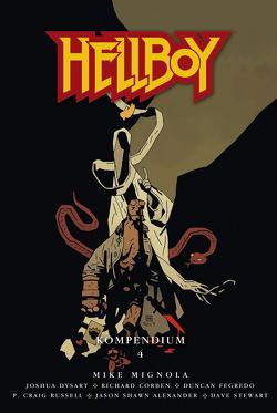 Hellboy Kompendium 4 von Mignola,  Mike, Neubauer,  Frank