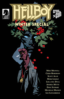 Hellboy Winter Special 2020 von Allie,  Scott, Mignola,  Mike, Mutti,  Andrea, Roberson,  Chris