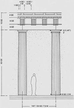 Hellenistische Architektur auf Paros von Müller,  Klaus