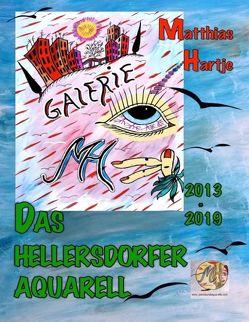 Hellersdorfer Aquarelle von Hartje,  Matthias