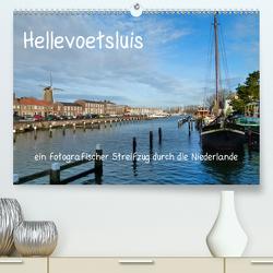 Hellevoetsluis – ein fotografischer Streifzug durch die Niederlande (Premium, hochwertiger DIN A2 Wandkalender 2020, Kunstdruck in Hochglanz) von Kools,  Stefanie