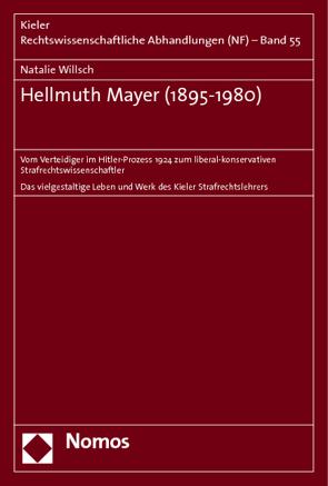 Hellmuth Mayer (1895-1980) von Willsch,  Natalie