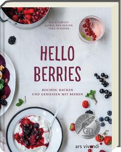 Hello Berries von Cawley,  Julia, Schäper,  Vera, van Deelen,  Saskia