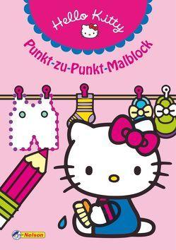Hello Kitty: Punkt-zu-Punkt-Malblock von Hello Kitty