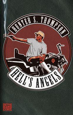 Hell's Angels von Schwarzer,  Jochen, Thompson,  Hunter S.