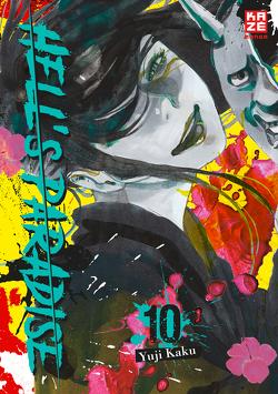 Hell's Paradise – Band 10 von Kaku,  Yuji, Keller,  Yuko