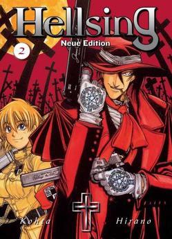 Hellsing Neue Edition von Hirano,  Kohta