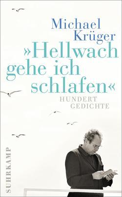 Hellwach gehe ich schlafen von Krüger,  Michael