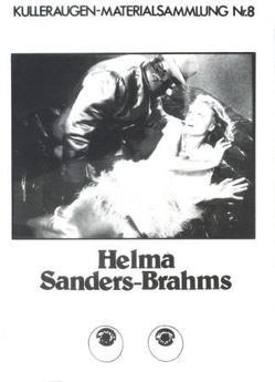 Helma Sanders-Brahms von Tast,  Brigitte