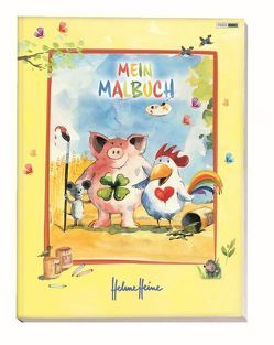 Helme Heine: Mein Malbuch von Panini Verlags GmbH