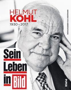 Helmut Kohl 1930–2017 von Diekmann,  Kai