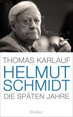 Helmut Schmidt von Karlauf,  Thomas