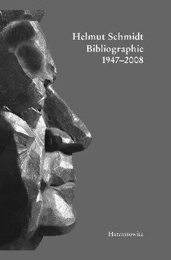 Helmut Schmidt-Bibliographie 1947-2008 von Dohnanyi,  Klaus von, Marbach,  Johannes