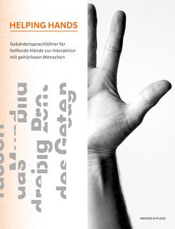 HELPING HANDS – Gebärdensprachführer von Sobeck,  Christian