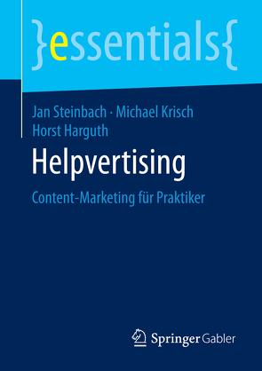 Helpvertising von Harguth,  Horst, Krisch,  Michael, Steinbach,  Jan
