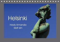Helsinki – Havis Amanda lädt ein (Tischkalender 2018 DIN A5 quer) von Thauwald,  Pia