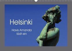 Helsinki – Havis Amanda lädt ein (Wandkalender 2018 DIN A3 quer) von Thauwald,  Pia