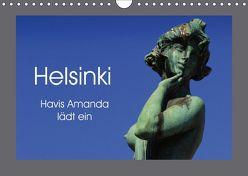 Helsinki – Havis Amanda lädt ein (Wandkalender 2018 DIN A4 quer) von Thauwald,  Pia