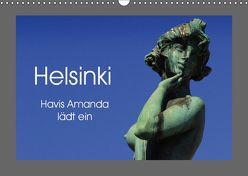 Helsinki – Havis Amanda lädt ein (Wandkalender 2019 DIN A3 quer) von Thauwald,  Pia