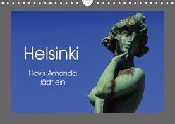 Helsinki – Havis Amanda lädt ein (Wandkalender 2019 DIN A4 quer) von Thauwald,  Pia