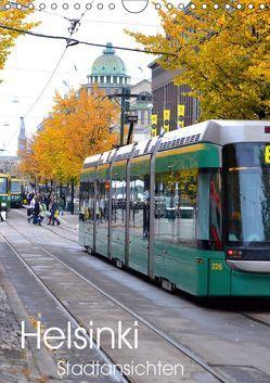 Helsinki – Stadtansichten (Wandkalender 2019 DIN A4 hoch)